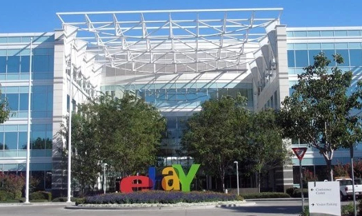 ebay のサンノゼ本社