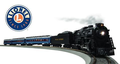 115年の歴史を持つライオネルの列車模型